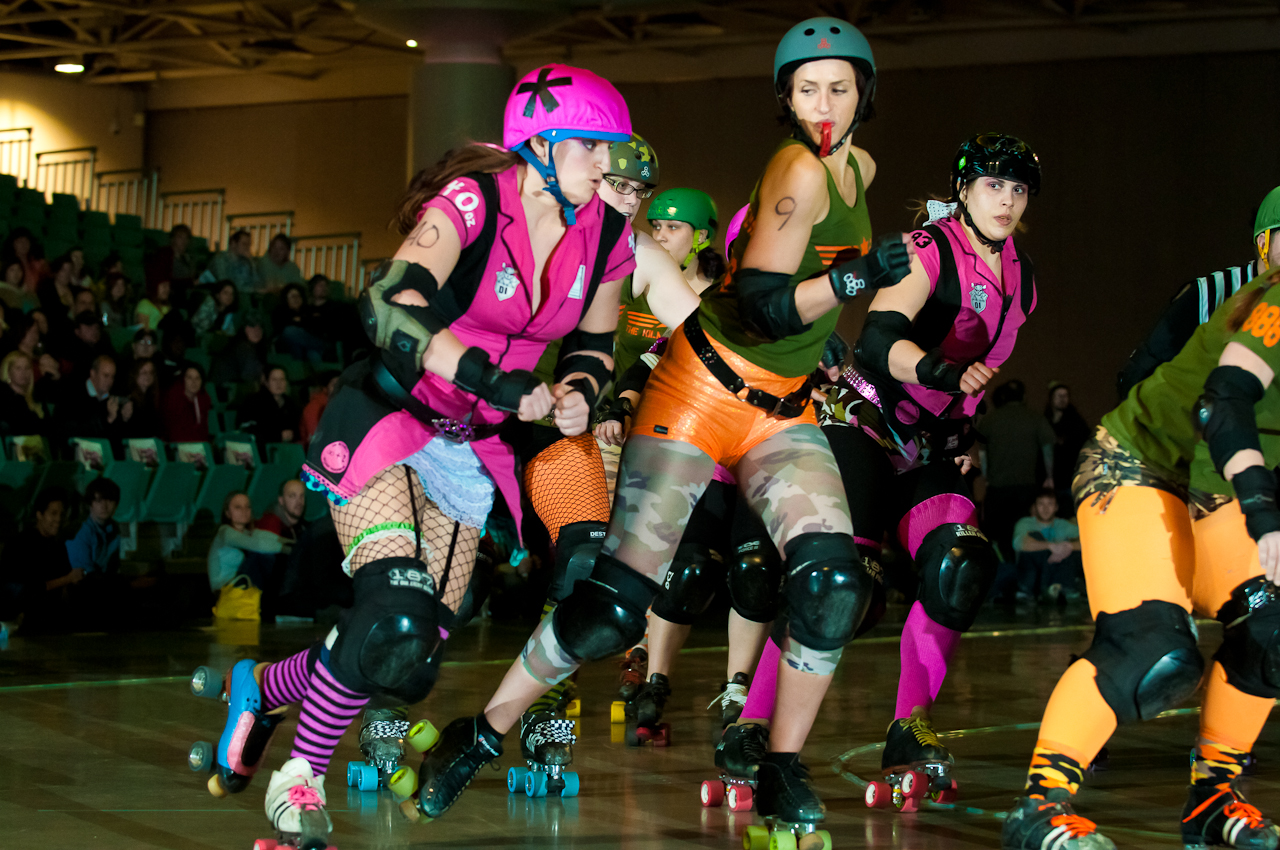 Roller Derby is like SEO