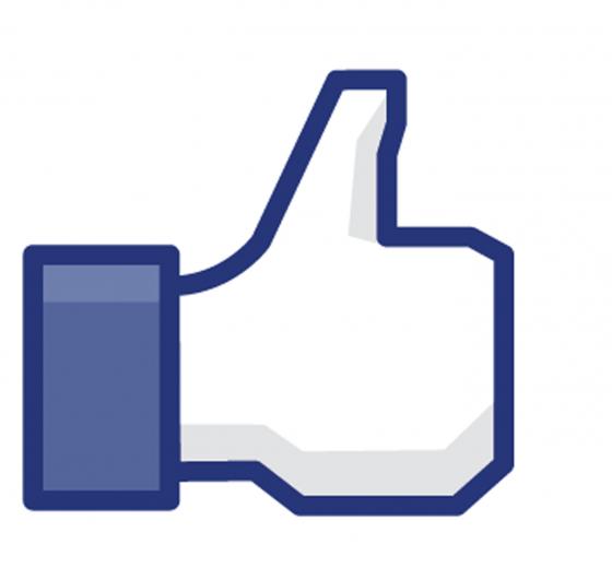 Facebook Like Icon