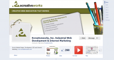 Ecreativeworks' Profile and Cover Image Integration= now kaputt!